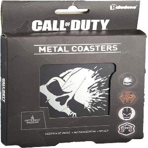 Caja de los posavasos de Call of Duty