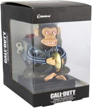 Caja del despertador de Call of Duty
