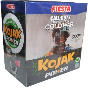 Cajas de 20 golosinas de Call of Duty