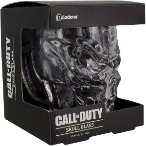 Cajas de los vasos de Call of Duty