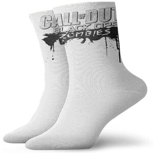Calcetines Call of Duty Black Ops Zombies