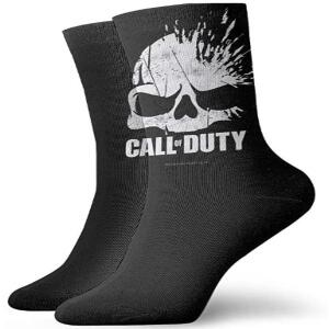 Calcetines calavera Call of Duty