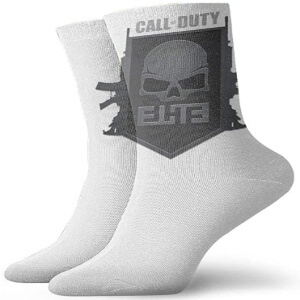 Calcetines calavera elite Call of Duty