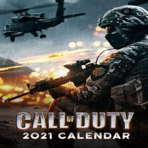 Calendario Call of Duty 2021