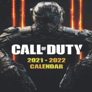 Calendario Call of Duty Black Ops 4