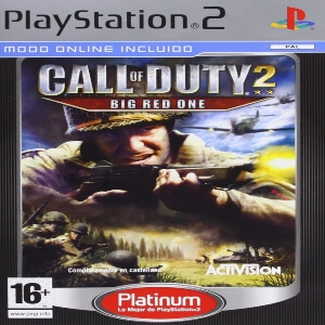 Call of Duty 2 Big Red One para Playstation 2