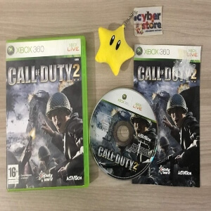Call of Duty 2 Big Red One para Xbox 360