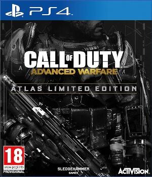 Call of Duty Advanced Warfare edicion Atlas PS4