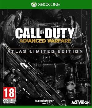 Call of Duty Advanced Warfare edicion Atlas Xbox One
