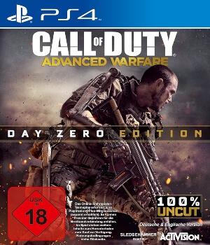 Call of Duty Advanced Warfare edicion Day Zero PS4