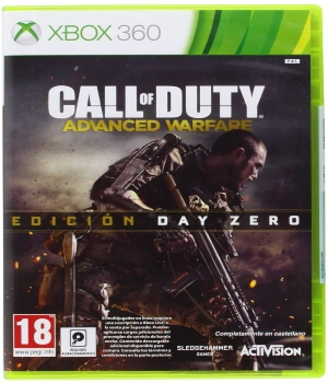 Call of Duty Advanced Warfare edicion Day Zero Xbox 360