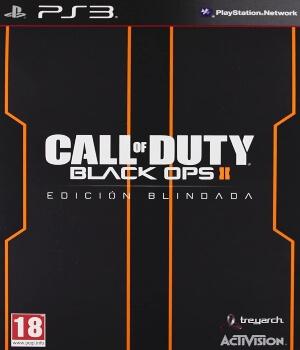 Call of Duty Black Ops 2 edicion Blindada PS3