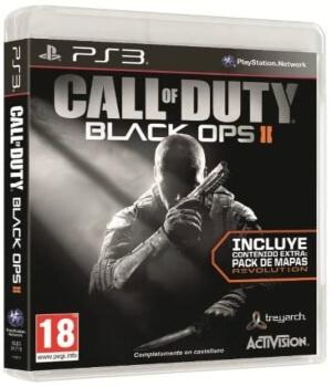 Call of Duty Black Ops 2 edicion especial PS3