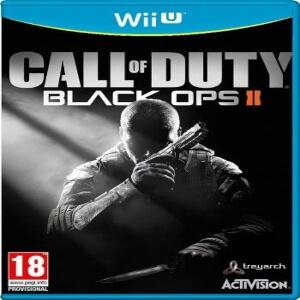 Call of Duty Black Ops 2 para Wii U