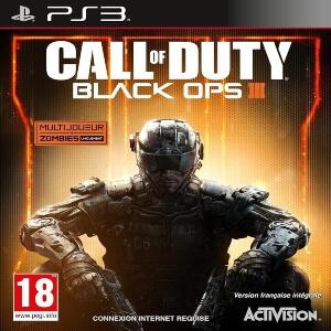 Call of Duty Black Ops 3 para Playstation 3