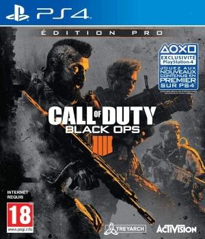 Call of Duty Black Ops 4 edicion Pro PS4