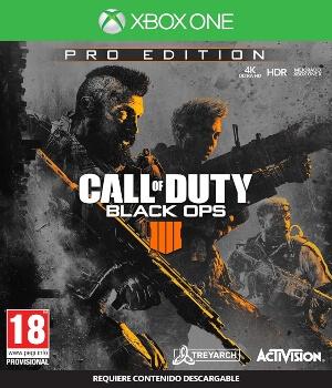 Call of Duty Black Ops 4 edicion Pro Xbox One