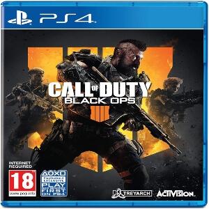 Call of Duty Black Ops 4 para Playstation 4