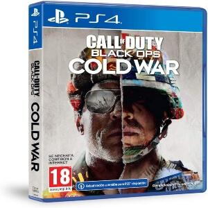 Call of Duty Black Ops Cold War para Playstation 4