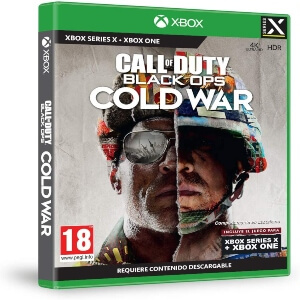 Call of Duty Black Ops Cold War para Xbox Series X