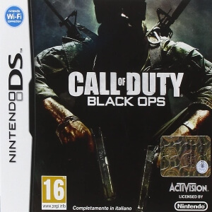 Call of Duty Black Ops para Nintendo DS