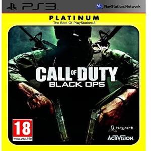 Call of Duty Black Ops para Playstation 3