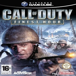 Call of Duty Finest Hour para Nintendo Game Cube