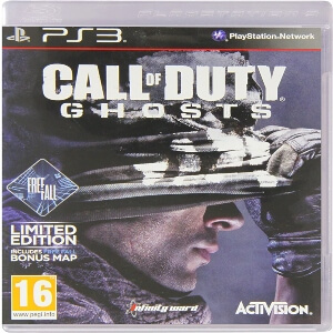 Call of Duty Ghosts para Playstation 3