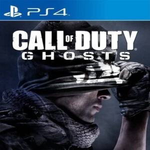 Call of Duty Ghosts para Playstation 4