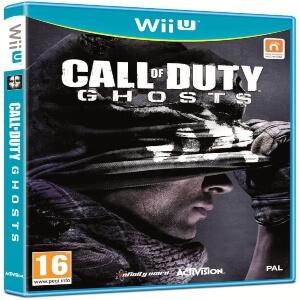 Call of Duty Ghosts para Wii U