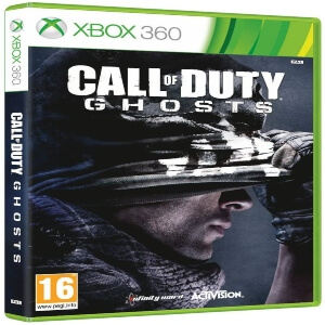 Call of Duty Ghosts para Xbox 360