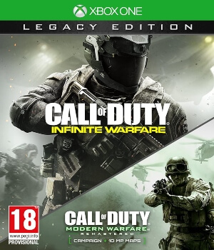 Call of Duty Infinite Warfare edicion Legacy Xbox One