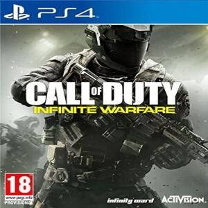 Call of Duty Infinite Warfare para Playstation 4