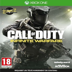 Call of Duty Infinite Warfare para Xbox One