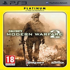 Call of Duty Modern Warfare 2 para Playstation 3