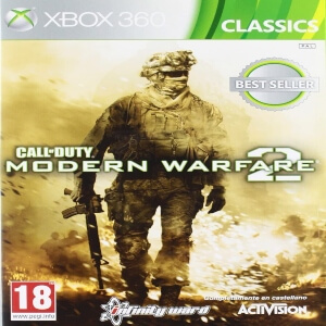 Call of Duty Modern Warfare 2 para Xbox 360