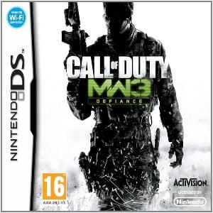 Call of Duty Modern Warfare 3 Defiance para Nintendo DS