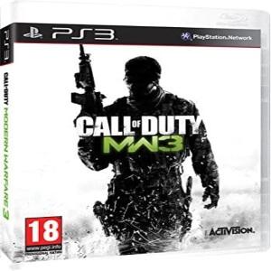 Call of Duty Modern Warfare 3 para Playstation 3