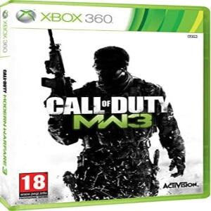 Call of Duty Modern Warfare 3 para Xbox 360
