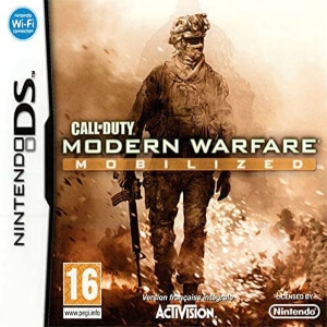 Call of Duty Modern Warfare Mobilized para Nintendo DS
