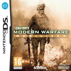 Call of Duty Modern Warfare Mobilized para la consola Nintendo DS
