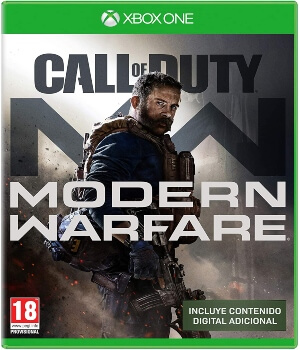 Call of Duty Modern Warfare edicion especial Xbox One