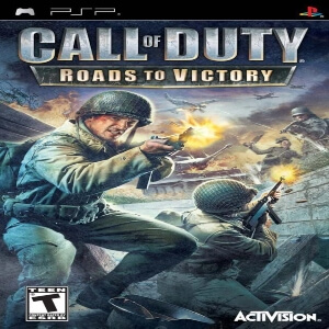 Call of Duty Roads To Victory para consola Playstation Portable