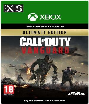 Call of Duty Vanguard Ultimate para consolas Xbox
