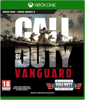 Call of Duty Vanguard para Xbox One