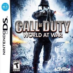Call of Duty World At War para Nintendo DS