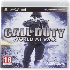 Call of Duty World At War para Playstation 3