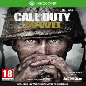 Call of Duty World War 2 para Xbox One