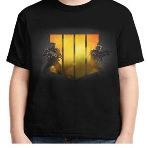 Camiseta Call of Duty Black Ops 4 para niños