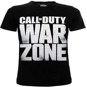 Camiseta Call of Duty warzone manga corta